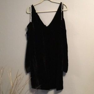 McQ by Alexander McQueen Dresses - Embellished Cold Shoulder
